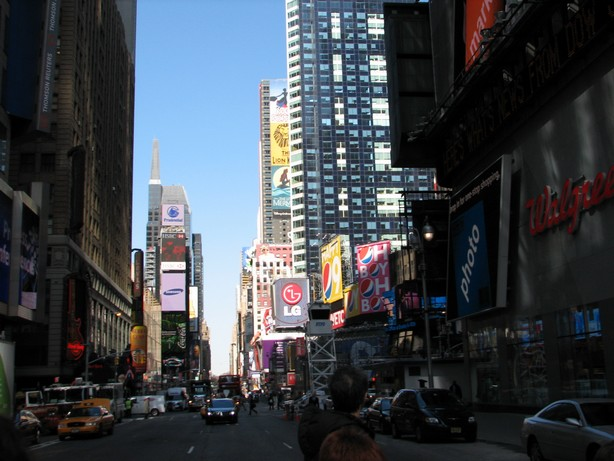 times-square-street-view