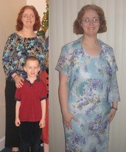 Mary lost 17 pounds in six weeks!